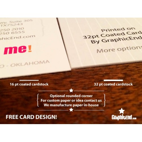 32pt business card printing 32pt business card printing we can design colourmoves Images