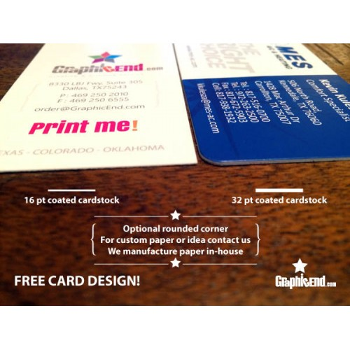 32pt business card printing 32pt business card printing we can design reheart Image collections